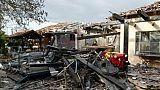 Tir de roquette: Israël accuse le Hamas et envoie des renforts autour de Gaza