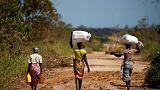 وزير: 128 ألفا في مخيمات مؤقتة بعد الإعصار الذي ضرب موزامبيق