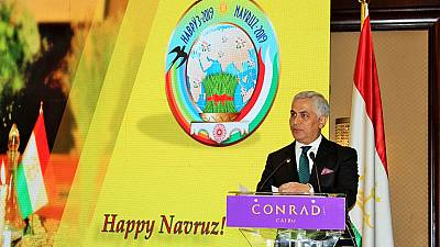 Ancient Nawruz was celebrated in Egypt