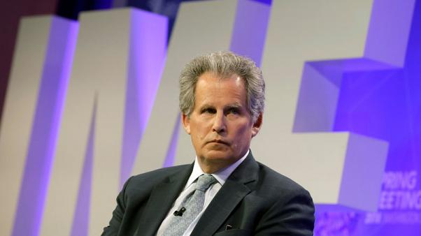 U.S.'s trade war with China poses 'largest risk' to global stability - IMF Lipton