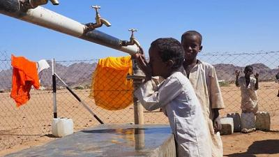 European Union supports water development projects in Sudan