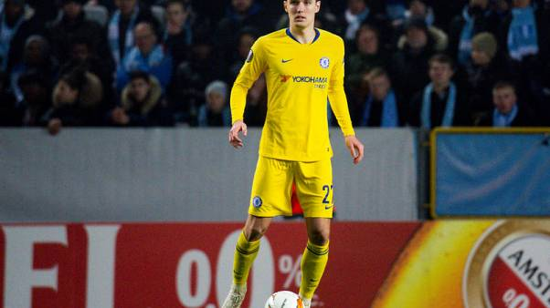 Transfer ban means nobody can leave Chelsea, says Christensen