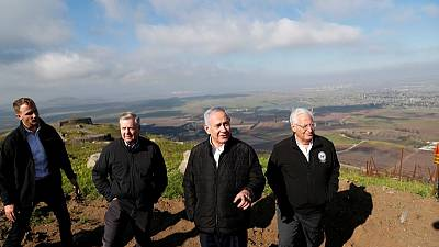 Trump's Golan move boosts Netanyahu but long-term risks for Israel