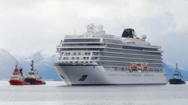 Norvège: soulagement et questions après une opération de sauvetage hors norme
