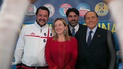 Berlusconi chiama Salvini e Meloni