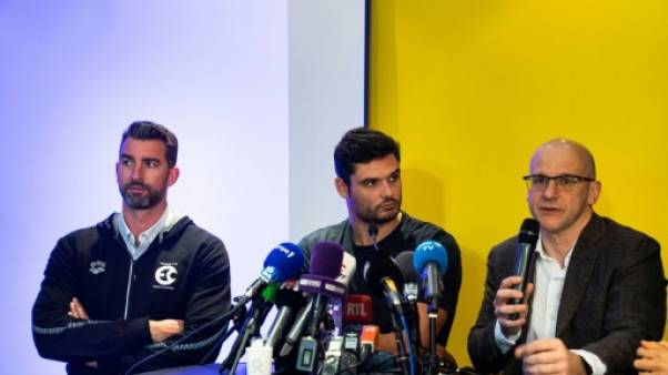 Florent Manaudou, un retour progressif via la ligue professionnelle ISL