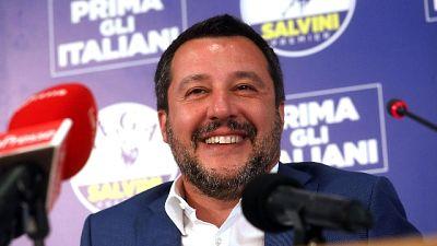 Salvini: Lega va da sola? E' meglio in 2
