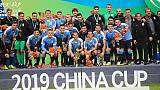 China cup:vince Uruguay,Cannavaro ultimo
