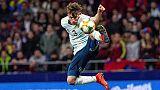 Asta Tagliafico: sfida Arsenal-Atletico