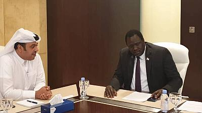 South Sudan Minister of Petroleum in Visit to Qatar, Qatar National Bank to Support Energy and Infrastructure Growth