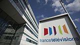 France Télévisions le 5 avril 2016