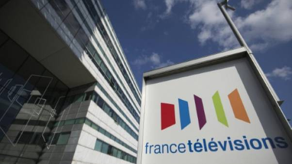 France Télévisions le 5 avril 2016