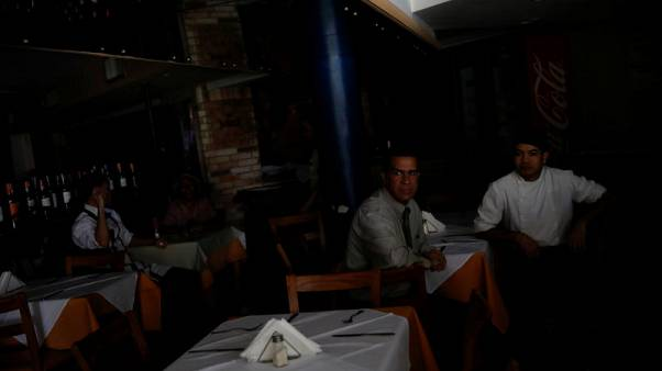 Blackout hits much of Venezuela, including Caracas; second in a month