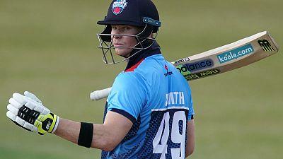 Australia's Smith tastes defeat on IPL return