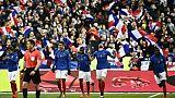 Euro-2020: les Bleus écrasent l'Islande 4 à 0, Giroud dépasse Trezeguet