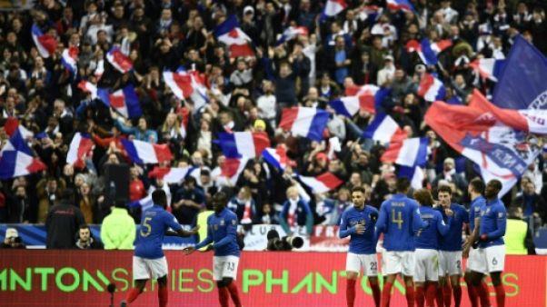 Euro-2020: la France et les favoris font le show, le Portugal perd Ronaldo