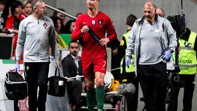 Ronaldo, torno tra una settimana o due