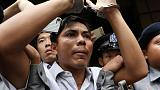 Myanmar's top court to hear Reuters reporters' appeal in official secrets case