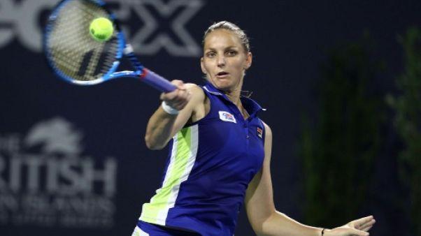 Tennis: Pliskova se sort du piège Putintseva à Miami
