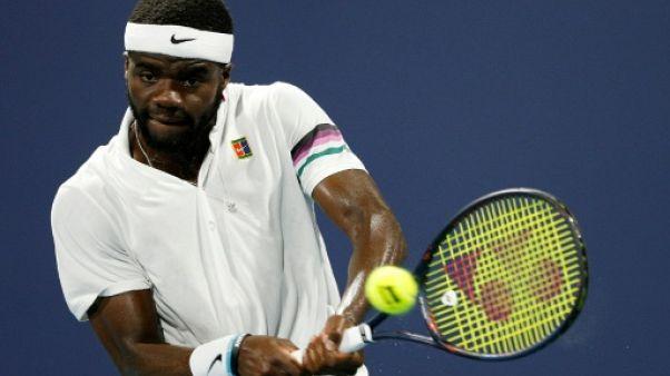 Tennis: Tiafoe fait plier le bientôt retraité Ferrer à Miami