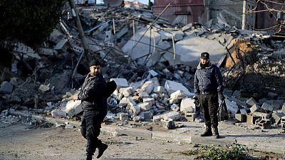 Israel, Hamas trade blows as Gaza tensions simmer