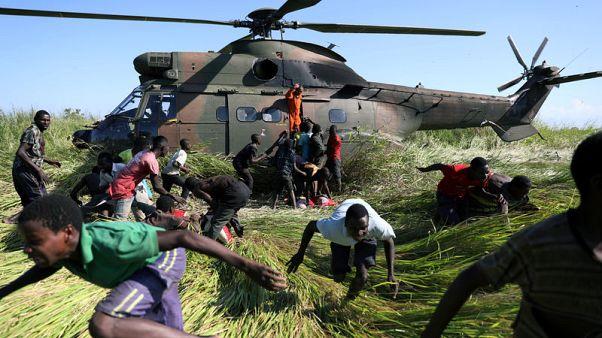 Mozambique confirms cholera cases among cyclone victims