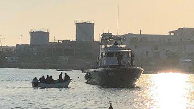 Migranti: secondo sbarco a Lampedusa