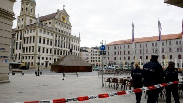 Allemagne: une demi-douzaine de mairies évacuées après des menaces par e-mail