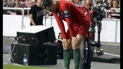 Ronaldo, consulto per esami clinici
