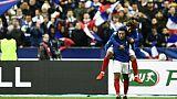Bleus: Mbappé-Griezmann, entente cordiale pour un festival