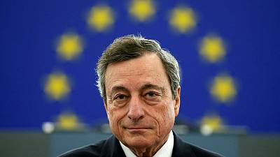 Life after ECB's 'Super Mario' unnerves global investors