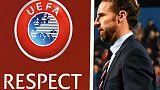 Insulti a giocatori inglesi, Uefa indaga