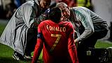"""Ligue des Champions: """"Alarme Ronaldo"""" à la Juventus"""