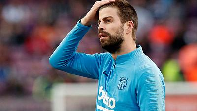 Pique tells off Catalonia supporters for insulting Spain, calls for respect