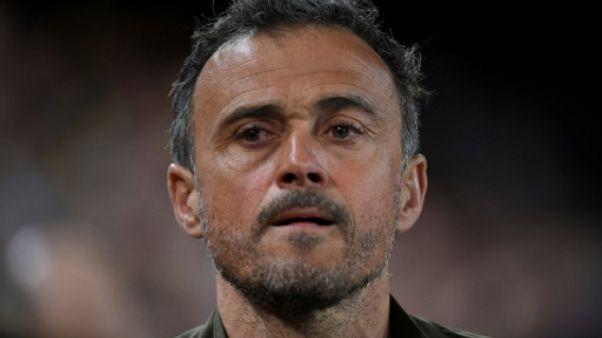 Euro-2020: Luis Enrique absent avec l'Espagne à Malte