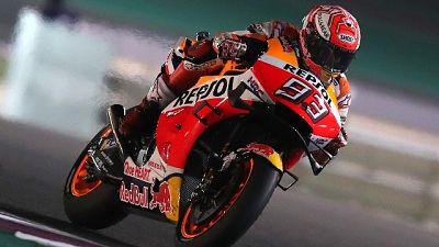 Moto: Marquez lancia sfida a Dovizioso