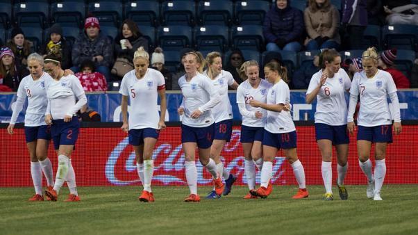 Neville adds experience to England women's squad for World Cup warm-ups