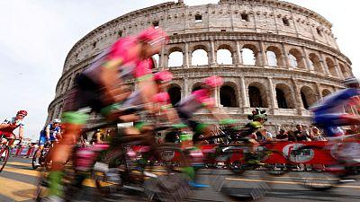 Giro d'Italia to start from Sicily in 2021