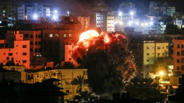 Escalade puis retour au calme à Gaza: et maintenant?