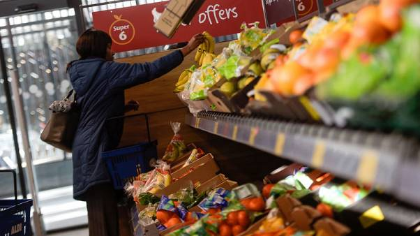 UK public's inflation expectations cool in March - Citi/YouGov