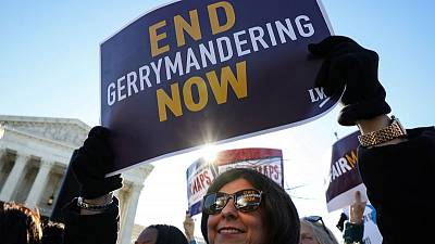 Conservative U.S. justices sceptical about curbing gerrymandering