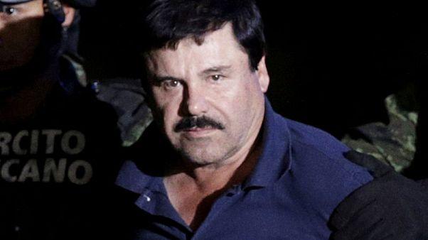 Convicted drug lord Joaquin 'El Chapo' Guzman seeks new trial