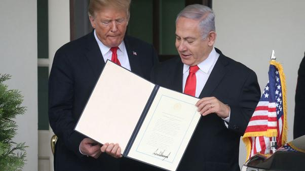 """It's not about the Benjamins,"" Netanyahu says of U.S. support for Israel"