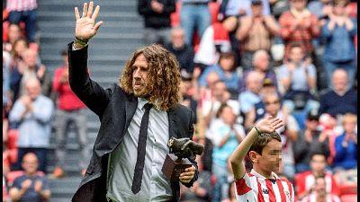 Puyol:Luis Enrique miglior ct per Spagna