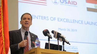 USAID Administrator Launches Centers of Excellence to Link Egyptian and U.S. Universities