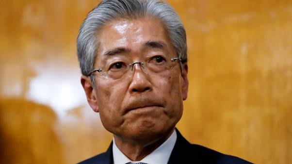 Olympics: Japan's Takeda no longer an IOC member - IOC