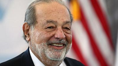 Mexico president says Slim wants to retire during his term