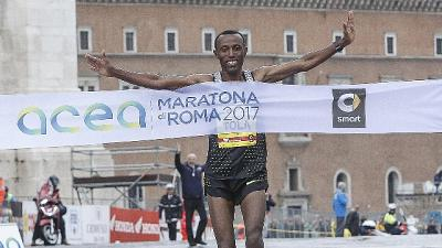 Atletica: Maratona Roma è 'straniera'