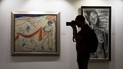 India auctions fugitive billionaire's art, raises $8 million