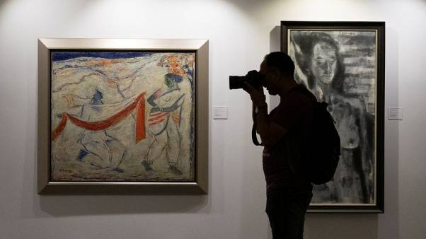 India auctions fugitive billionaire's art, raises $8 million